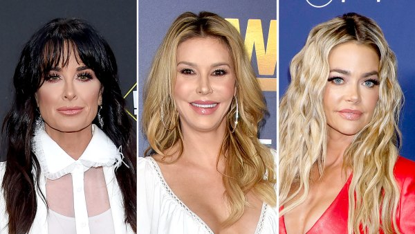 Kyle Richards Addresses Old Brandi Glanville Blogs After She's Slammed for Believing Denise Richards Affair Rumors