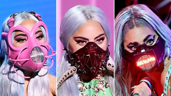 Lady Gaga VMAs 2020 Face Masks