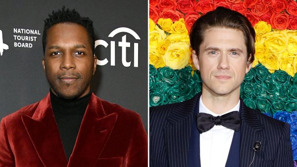 Leslie Odom Jr. Asked for Aaron Tveit Grease Live Salary for Hamilton