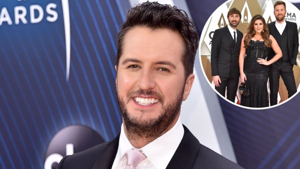 Luke Bryan Thinks the 'Aftermath' of the Lady Antebellum Name Change Was 'a Mess'