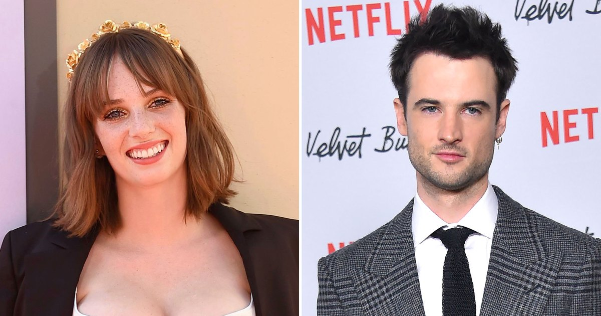 New Couple? Maya Hawke and Tom Sturridge Spotted Kissing in NYC