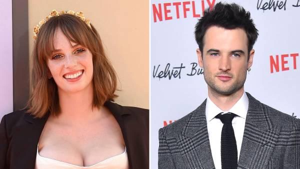 Maya Hawke and Tom Sturridge Spotted Kissing Amid Romance Rumors