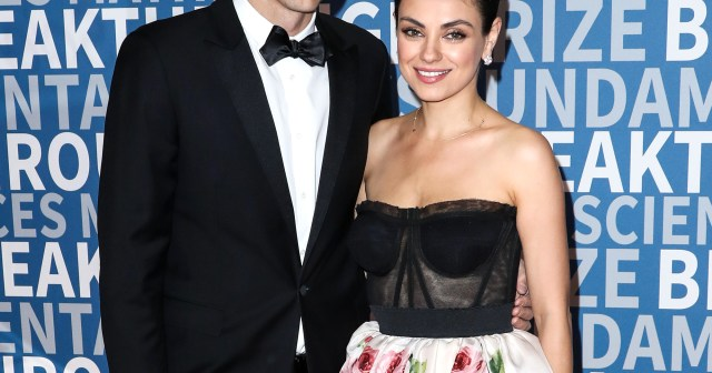 Mila Kunis and Ashton Kutcher's Most Relatable Parenting Quotes: Diaper Duty, Homeschooling and More.jpg