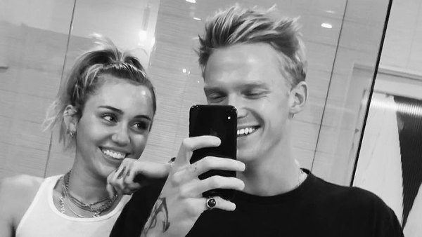 Miley Cyrus and Cody Simpson Have No Bad Blood After Split