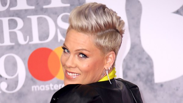 Pink Shares Empowering Message About Her Thunder Thighs