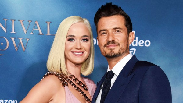 Pregnant Katy Perry Makes Orlando Bloom Laugh as She Shows Off Dance Moves