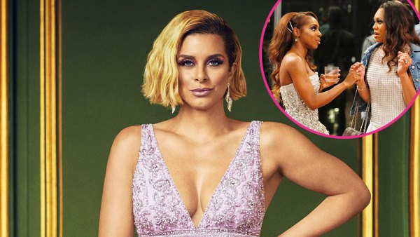 Real Housewives Of Potomac Star Robyn Dixon Teases Monique Samuels and Candiace Dillard Fight