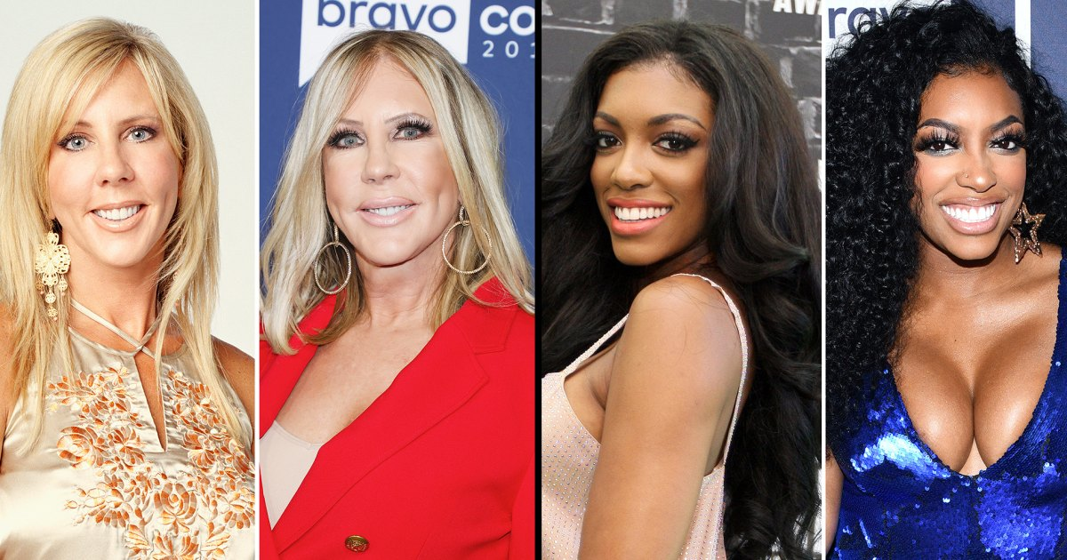 Real Housewives' Plastic Surgery: Before and After