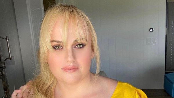 Rebel Wilson Models Her Angles in Bright Yellow Dresses