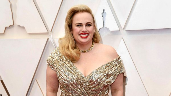 Rebel Wilson Swimming Instagram Oscars