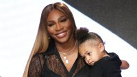 LOL! Serena Williams Wears Daughter Olympia's Tiny Top