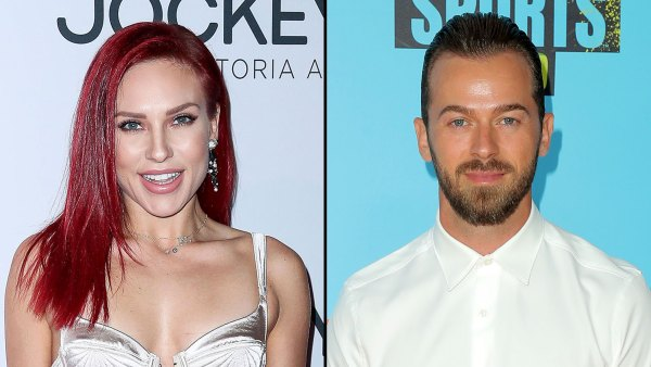 Sharna Burgess Says Artem Chigvintsev Will Be a Patient Dad