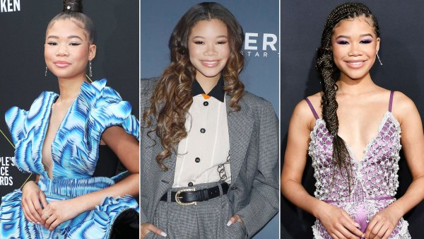 See Storm Reid's Chic It-Girl Looks