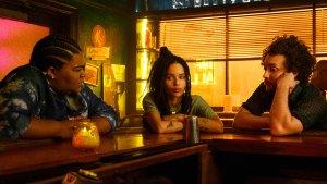 Zoe Kravitz in High Fidelity TV Shows Gone Too Soon