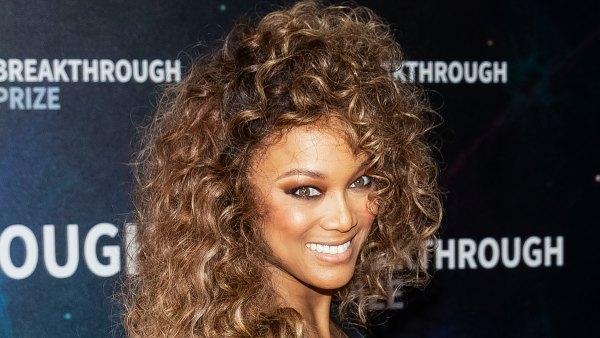 Tyra Banks Is Not Engaged to Louis Belanger-Martin