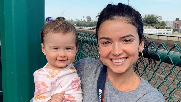 Bekah Martinez Breast-Feeding 20-Month-Old Daughter Ruth
