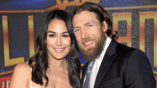 Brie Bella Explains Why Husband Daniel Bryan Is Sleeping in Guest Room After Son Buddy's Birth