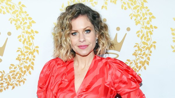 Candace Cameron Bure attends the Hallmark Channel TCA Winter Press Tour Candace Cameron Bure Was Not Trying to Make a Statement With Controversial Valeri Bure Photo