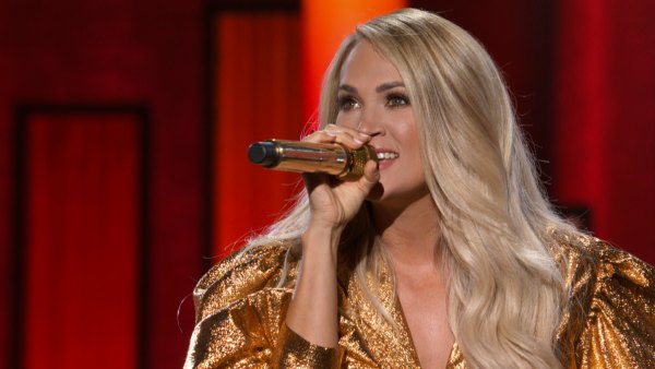 Carrie Underwood Pays Tribute to Country Music Stars at the ACMs