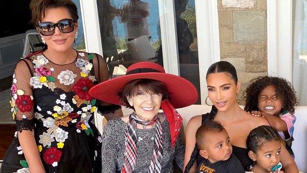 Celebrities Three-Generational Family Photos