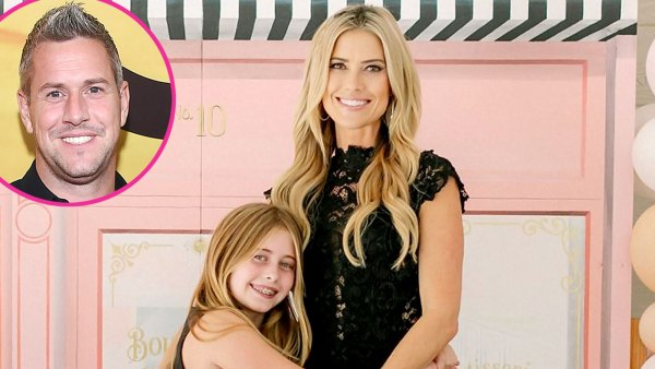 Christina Ant Anstead Celebrate Her Daughter Taylor 10th Birthday Amid Split