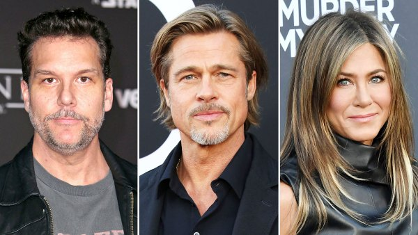 Dane Cook Reveals Whether There Was Hesitation When Brad Pitt and Jen Aniston for Fast Times Table Read