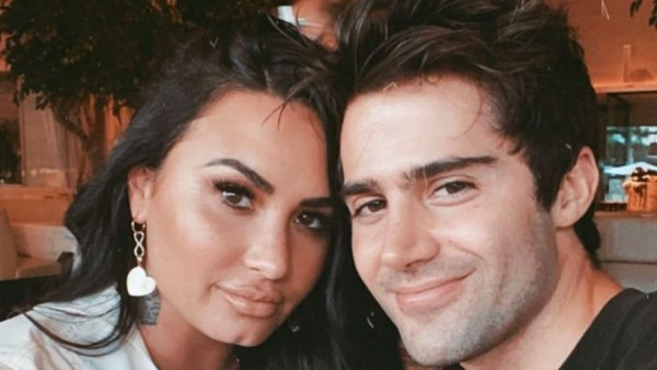Demi Lovato's Ex-Fiance Max Ehrich Says He Learned of Their Split 'Through a Tabloid'