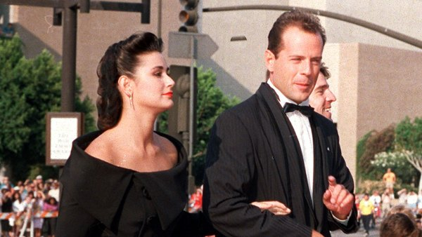 Demi Moore Posts Epic Emmys Throwback With Ex-Husband Bruce Willis