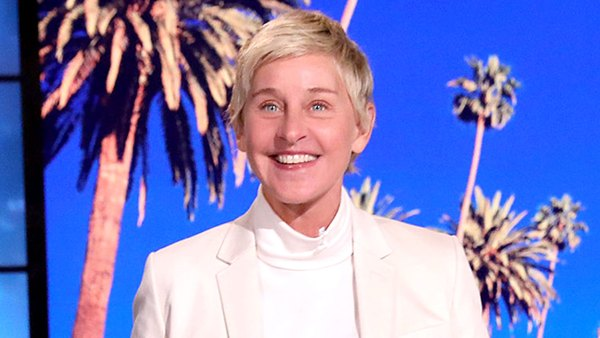 Ellen DeGeneres Jokes That Her Staff Isnt Allowed Look Her Eye