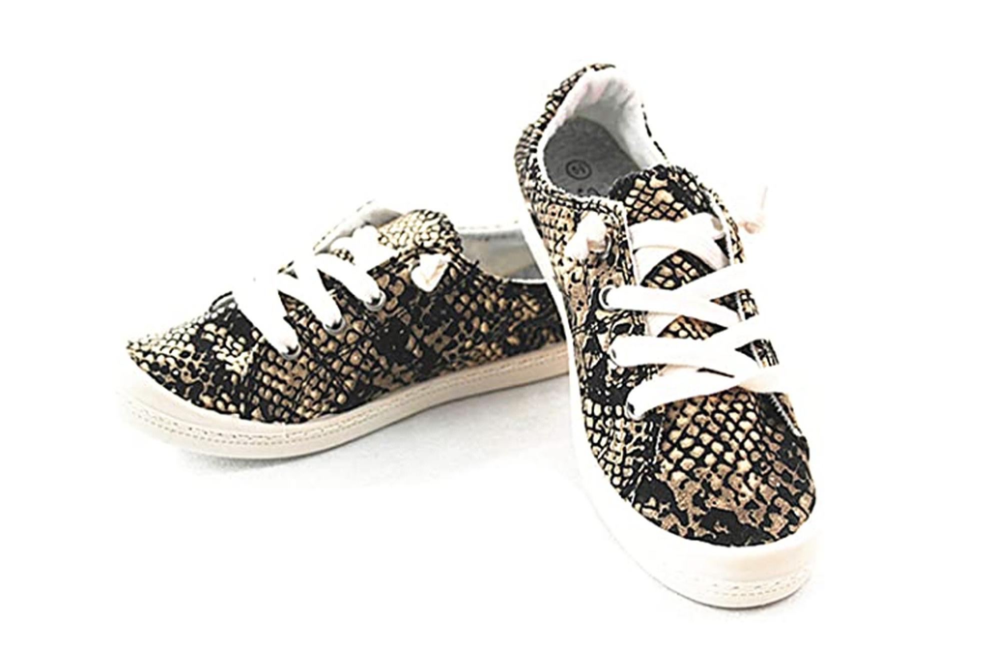 forever link leopard shoes