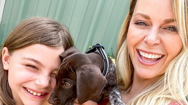 Granger Smith's Family Adopts Puppy Luna Joy: She's Like a 'Newborn'
