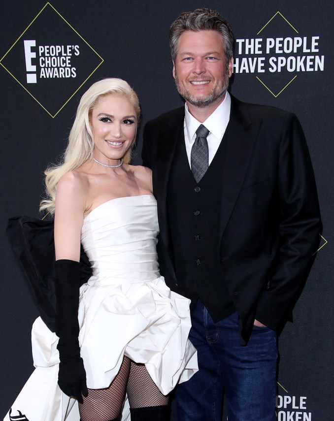 Gwen Stefani and Blake Shelton Officially Move Into 'Family Home'