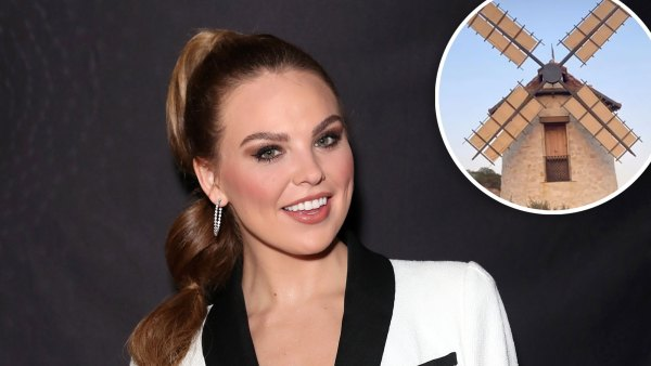 Hannah Brown Visits the Windmill From Her 'Bachelorette' Season