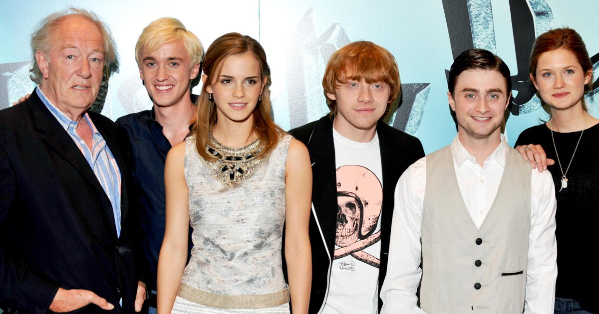 'Harry Potter' Stars: Where Are They Now? 1