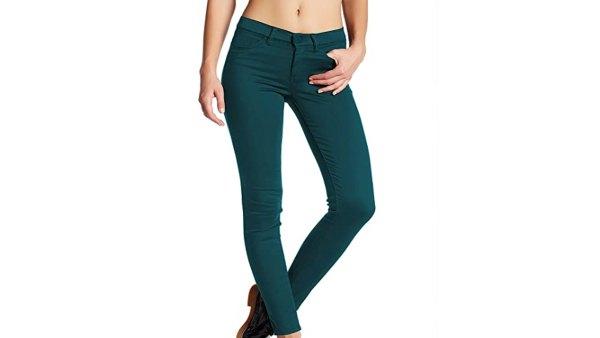 Hybrid & Company Women's Hyper Ultra Stretch Comfy Skinny Pants