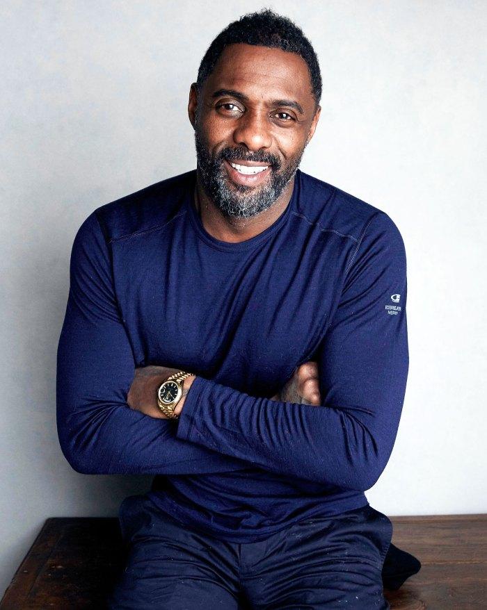 Idris Elba n'a pas accueilli son deuxième fils et parlait de filleul