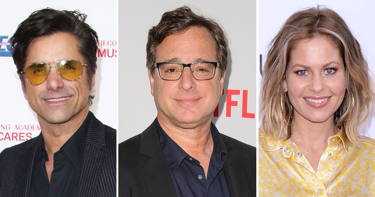 """'Full House' Stars Reunite for the 'Gotta Love a Golden"""" Music Video"""