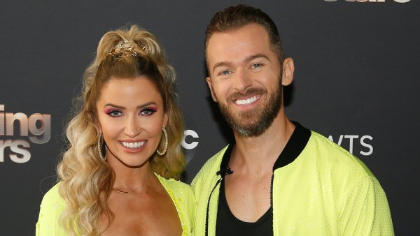 Kaitlyn Bristowe Tribute to Artem Chigvintsev DWTS