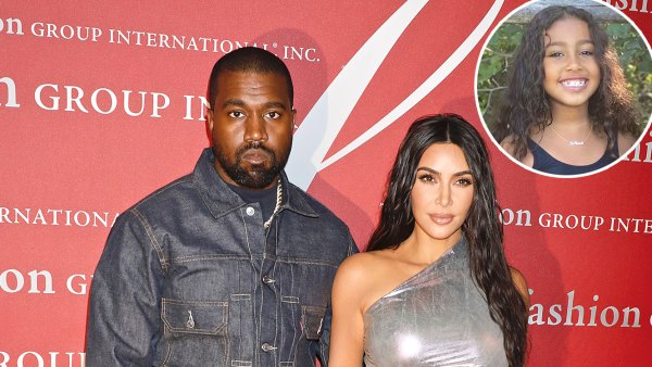 Kim Kardashian Cried When Daughter North Performed at Kanye West Show