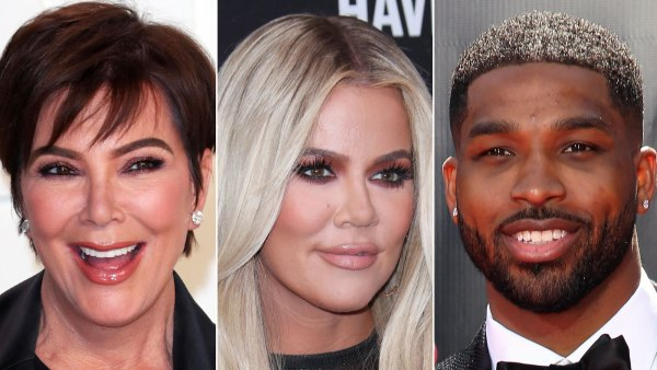 Kris Jenner Says Khloe Kardashian and Tristan Thompson Could Have More Kids: 'You Never Know'