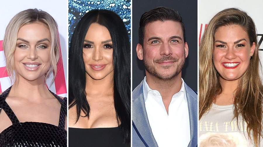 Lala Kent and Scheana Shay Both Attend Jax Taylor and Brittany Cartwright Gender Reveal Party