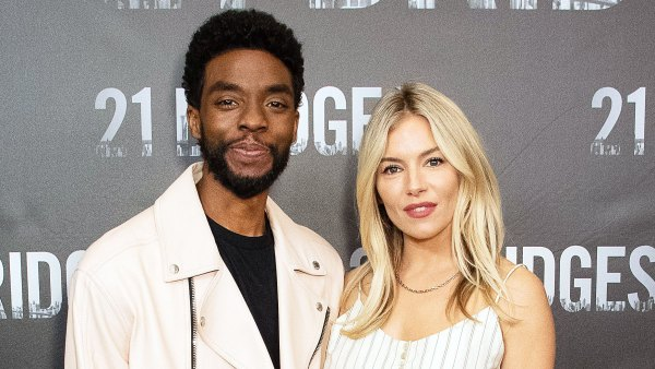 Late Chadwick Boseman Took a Pay Cut on 21 Bridges to Increase Costar Sienna Miller Salary