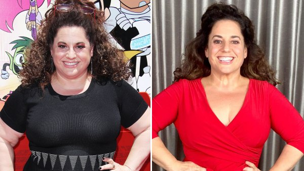 Marissa Jaret Winokur Shows Off 50-Lb Weight Loss Amid Quarantine