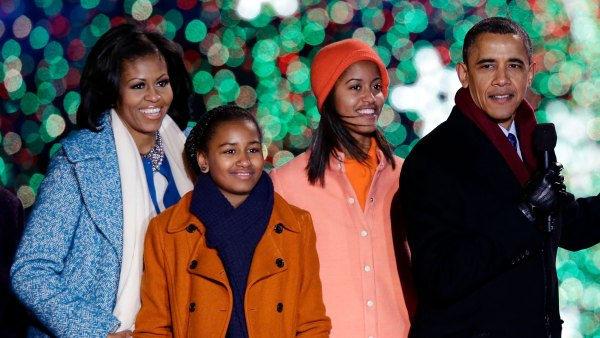 Michelle Obama Jokes She and Barack Obama Are 'Sick' of Their Daughters Amid Quarantine