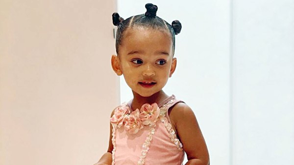Pretty Princess Kim Kardashian Kanye West Daughter Chicago Cutest Pics