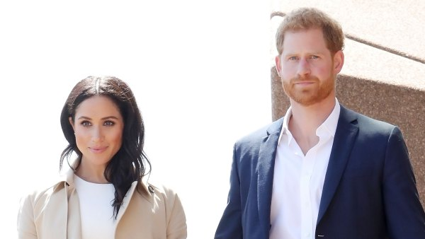 Prince Harry Is Planning December Trip UK Meghan Markle May Not Join Him