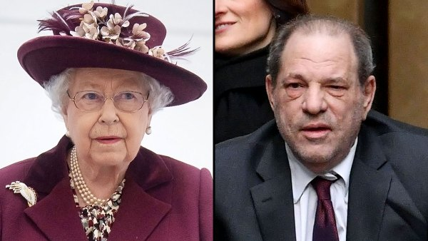 Queen Elizabeth II Strips Harvey Weinstein Royal Honor Amid Scandal