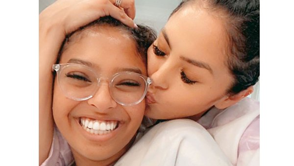 Sweet Selfie Vanessa Bryant Best Motherhood Moments Natalia Bryant