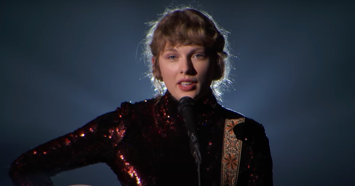 Taylor Swift Releases Betty Live From the 2020 ACM