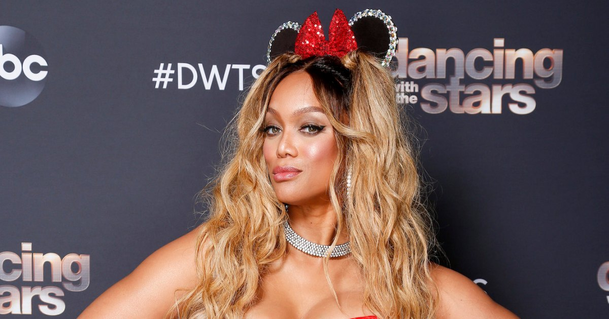 Tyra Banks On Dwts Criticisms I Don T Want To Be Perfect
